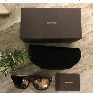 EUC Tom Ford Sunglasses 436 Tracy